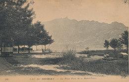 Savoie - Aix Les Bains Lac Du Bourget Le Petit Port - Tram - Francia