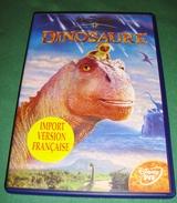 Dvd Zone 2 Dinosaure (2000) Dinosaur Vf+Vostfr - Animatie