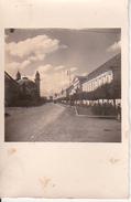 Foto Szathmar - Satu Mare - Strassenszene Kirche -  Ca. 1940 - 5*5cm (27284) - Orte