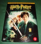 Dvd Zone 2 Harry Potter Et La Chambre Des Secrets (2002) Édition 2dvd Harry Potter And The Chamber Of Secrets Vf+Vostfr - Science-Fiction & Fantasy