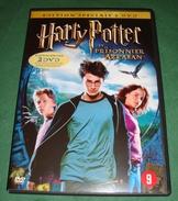 Dvd Zone 2 Harry Potter Et Le Prisonnier D'Azkaban (2004) 2 DVD Édition Spéciale Harry Potter And The Prisoner Of Azkaba - Sciences-Fictions Et Fantaisie