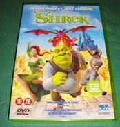 Dvd Zone 2 Shrek (2001) - DVD Édition Simple Vf+Vostfr - Animatie