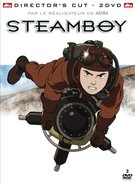 Dvd Zone 2 Steamboy (2004) 2 DVD Édition Double Director's Cut Vf+Vostfr - Manga