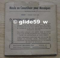 Moule En Caoutchouc Pour Mosaïques - M3201 (an. 60) - Other