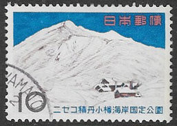 Japan SG994 1965 Niseko Shakotan Otaru Quasi-National Park 10y Good/fine Used [33/28419/5D] - Oblitérés