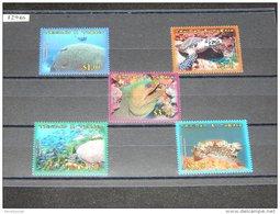 Trinidad & Tobago - 2003 Marine Fauna MNH__(TH-12946)