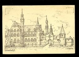 """Deurne ( Antwerpen  Anvers )  Museum """" Sterckxhof """"   - Blanco Op Achterkant - Antwerpen"""