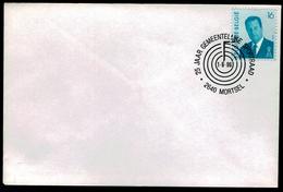 Belgien Belgium - 1996 - Stempel: Sportraad Mortsel - Briefmarken