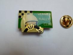 Auto , Vernier Rallye Club - Rally