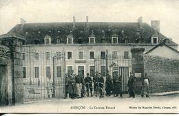 N°33860 -cpa Alençon -la Caserne Ernont- - Caserme