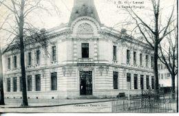 N°33873 -cpa Laval -la Caisse D'épargne- - Banques