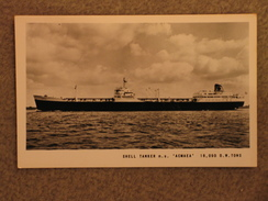 SHELL ACMAEA RP - Tankers