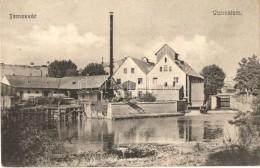 * T2/T3 Temesvár, Timisoara; Vízimalom, S. D. M. 6139. / Water Mill (EK) - Unclassified