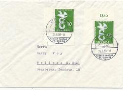 KIEL - 1959 , Kieler Woche - BRD