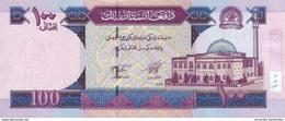 AFGHANISTAN 100 AFGHANIS 1383 (2004) P-70b NEUF [AF354c] - Afghanistan