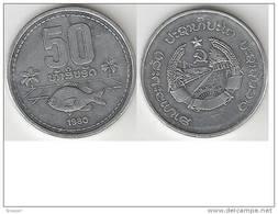 Laos 50 Att 1980  Km 24 - Laos