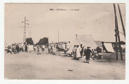 FEDHALA - Le Souk - édit. La Cigogne, N° 202 - Maroc