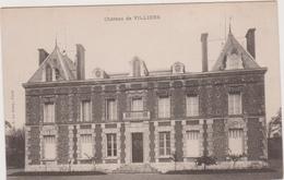 Chateau De Villier - France