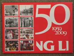 VIKING 50TH ANNIVERSARY SET OF 8 CARDS - Ferries