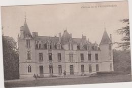 Chateau De La Freudonniere - France