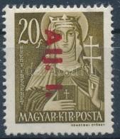 ** 1946 Alj. I. Tévnyomat (10.000) - Stamps