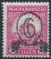 ** 1931 KisegítÅ' 6/8 IX. Vízjellel 'B' (15.000) - Stamps