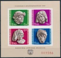 ** 1976 Bélyegnap AJÁNDÉK Blokk (17.000) - Stamps