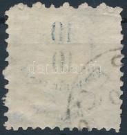 O 1881 10kr Gépszín- és ívszínátnyomattal - Stamps