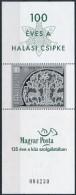 ** 2002 Halasi Csipke Feketenyomat Blokk (13.000) - Stamps
