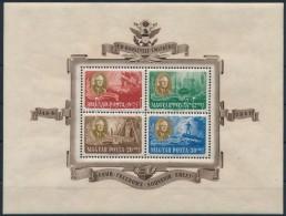 ** 1947 Roosevelt Postai Blokk (25.000) (ráncok/ Creases) - Stamps