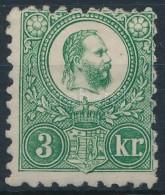 * 1871 Réznyomat 3kr (25.000) - Stamps