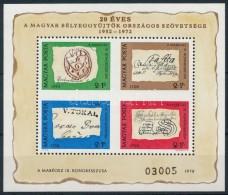 ** 1972 Bélyegnap Ajándék Blokk (30.000) - Stamps
