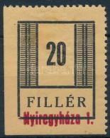 * 1944 Nyíregyháza II 20f (30.000) (vizsgálat Nélkül/ Not Expertised) - Stamps