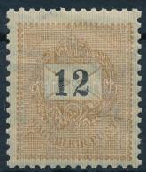 ** 1899 12kr (30.000) - Stamps