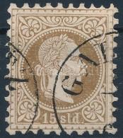 O Magyar Posta Romániában 1867 15sdl 'GAL...' + .....TZ' - Stamps