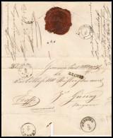 1859 Ajánlott Ex Offo 'NEUMARHOF' (Gudlin 400 Pont) - Stamps