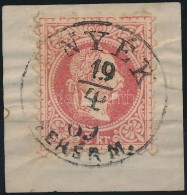 'NYÉK / (F)EHÉR M.' (Gudlin 600 Pont) - Stamps