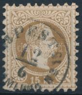 O 'PEST / B(RIEFSAM)MLUNG No 15' (Gudlin 400 Pont) - Stamps