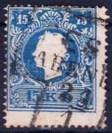 O 1858 15kr II 'PES(TH) ABENDS' (Gudlin 400 Pont) - Stamps