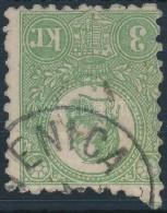 O 1871 KÅ'nyomat 3kr (120.000) - Stamps