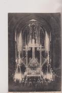 (R4)GARD ,  PONT SAINT ESPRIT , L'église Pendant La Mission De 1924 . La Fete Du TR S  SAcrement - Pont-Saint-Esprit