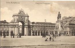 PORTUGAL LISBOA LISBONNE - PRACA DO COMERCIO Vers 1930 - Lisboa