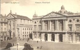 PORTUGAL LISBOA LISBONNE - CAMARA MUNICIPAL Vers 1930 - Lisboa