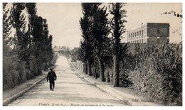 78 - PLAISIR --  Route De Grignon à La Gare - Plaisir