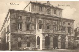 PORTUGAL LISBOA LISBONNE  - THEATRO LYRICO Vers 1930 - Lisboa