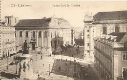 PORTUGAL LISBOA LISBONNE - PRACA LUIZ DE CAMOES Vers 1925 - Lisboa