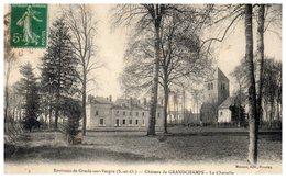 78 - GRANDCHAMP --  Château - La Chapelle - Other Municipalities