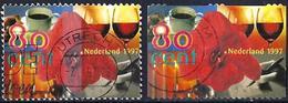 Netherlands 199799 - Greeting Stamp ( Mi 1617.1735 - YT 1590.1708 ) - 1980-... (Beatrix)