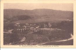 N°1521 - Foncine-le-Bas - Vue Générale Prise De Malvaux - Frankrijk