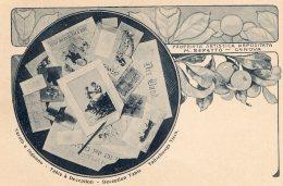 [DC9749] CPA - TAVOLO A INGANNO TABLE A DECEPTION DECEPTION TABLE - M. REPETTO GENOVA - Non Viaggiata - Old Postcard - Cartoline